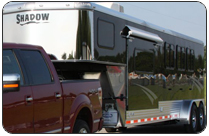 Stablemate Living Quarter Horse Trailers